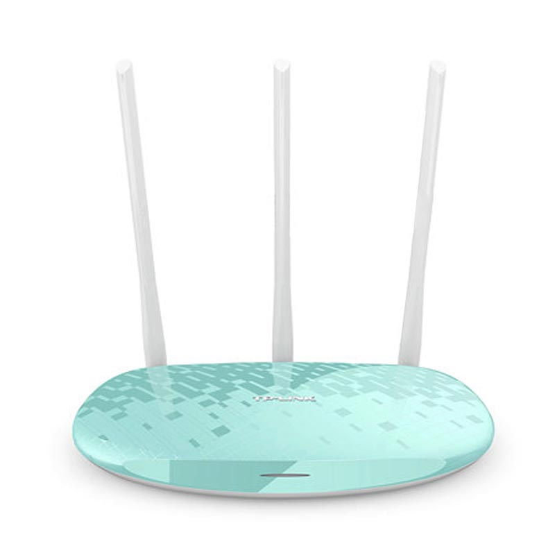 WIFI 450M wireless router WR886N home high-speed WiFi wall tplink fiber