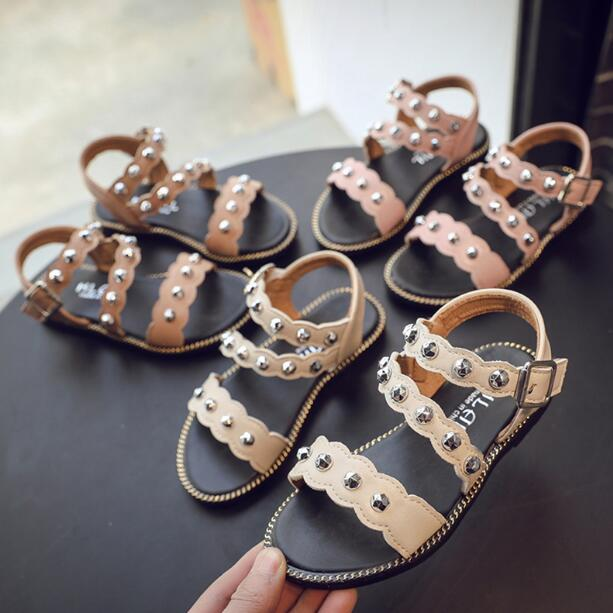 Fashion Girls Summer Shoes Sweet Cute Children Sandals For Girls Princess Kids Beach Sandals Girls Comfortable ShoesFashion Girls Summer Shoes Sweet Cute Children Sandals For Girls Princess Kids Beach Sandals Girls Comfortable Shoes