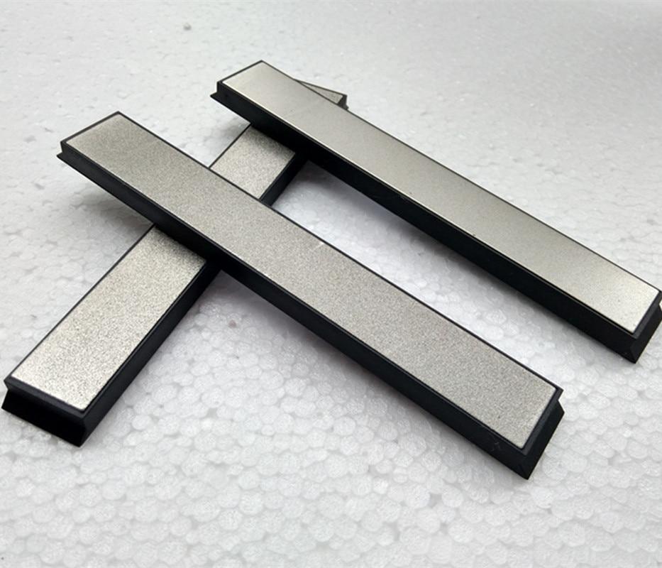 3Pcs Set Of Professional Knife Sharpener Angle Diamond Sharpening Stone Grinder Stones Whetstone System For Knives Kitchen Knife