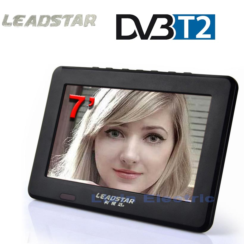 Digital HD DVB-T/DVB-T2 TV And Analog Televisions Receiver And TF Card And USB Audio And Video Playback Portable And the car TV free shipping digital hd tv 9inch dvb t2 tv and analog television receiver and usb audio and video playback portable dvb t tv