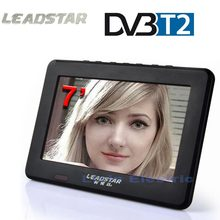 Digital HD DVB-T/DVB-T2 TV And Analog Televisions Receiver And TF Card And USB Audio And Video Playback Portable And the car TV