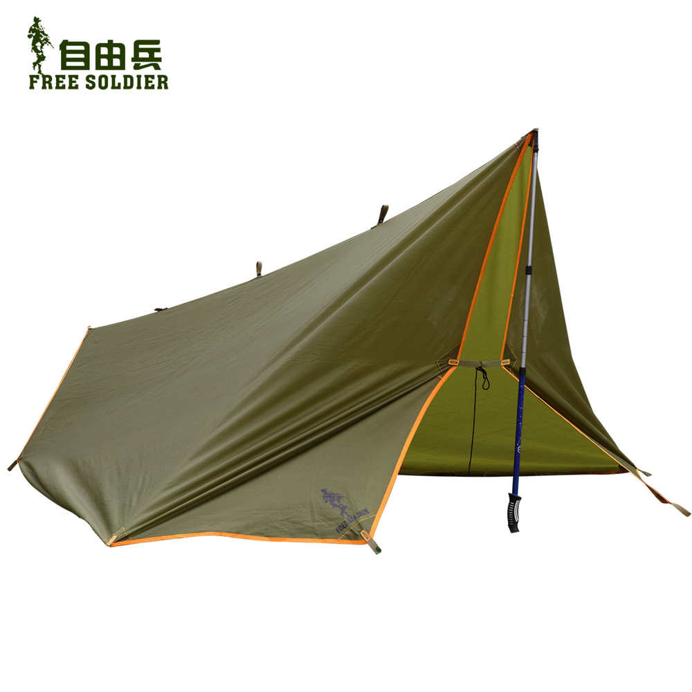 Outdoor Survival Were Super Versatile Mat Folded Portable Canopy Tent  Pergola Shade Rain And 3pcs 7 Braid Nylon Parachute Ropes In Sun Shelter  From Sports ...