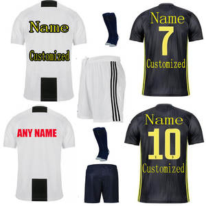 33cf190c9ef football shirt 2018-19 Customized Soccer Jersey Entertainment Movement  FootballJerseys
