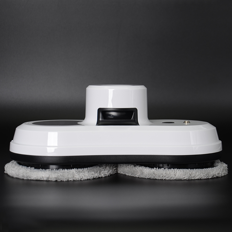 Robot pour laver les fenêtres robot aspirateur pour windows à laver aspirateur chaussures de sport rose robot appareil de nettoyage pour vitres robot - 2