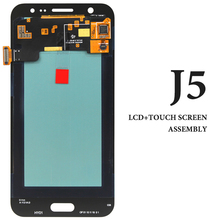3pcs 5 Inch White Black Gold Screen For Samsung J5 2015 J500 J500F LCD Digitizer Assembly Phone Replacement Accessories Parts