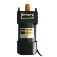 60W 220V GPG Electric Speed Reducer AC Motor 90mm Size 5RK60GN C 3K 10K 180K