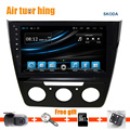 Quad core Android 5.11Car DVD GPS Навигация Для VW Volkswagen Passat Skoda yeti С Wi-Fi Нави Радио AM Bluetooth 16 Г RAM 1 Г