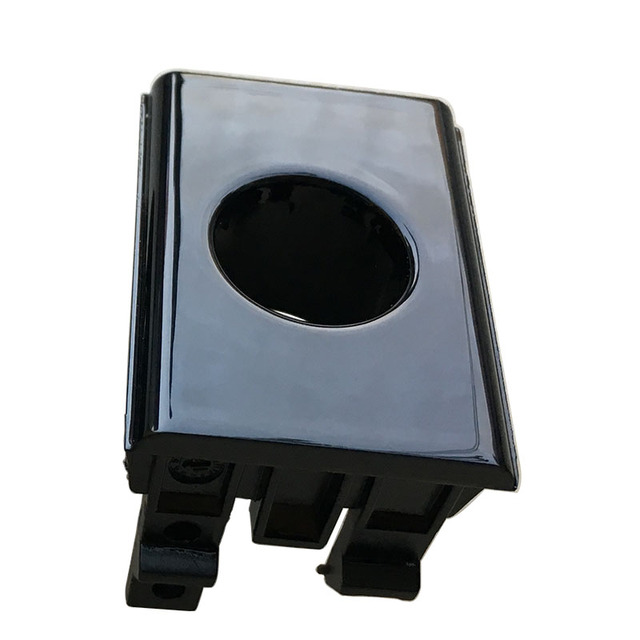 US $17 09 25% OFF|OEM Front Bumper Grille Parking Sensor Holder Retainer  Bracket Right For Q7 4L0 919 258 D T94 4L0919258D T94-in Auto Fastener &  Clip