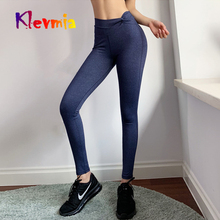 High Waist Yoga Pants Stretch Running Leggings Women Push Up Sport For Legins Fitness Workout Legging
