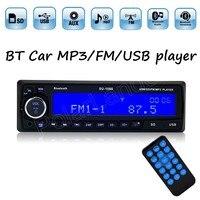 חדש רכב אלקטרוניקה במקף 1 דין 12 V רכב אודיו MP3 נגן רדיו FM סטריאו Bluetooth טלפון AUX/USB/SD הנמכר ביותר
