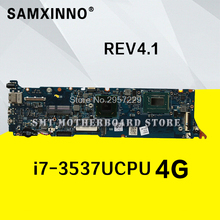 UX31A Motherboard i7 3537U 4GB REV 4 1 For ASUS UX31A UX31A2 laptop Motherboard UX31A Mainboard