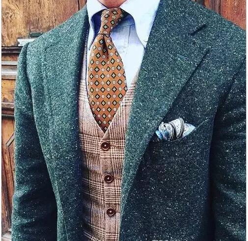 Blue Stripes Seersucker Tuxedo Designs Mens Prom Suits Slim Men Suit Jacket Wedding Suits For Men Custom Made Men Blazer(Jacket+