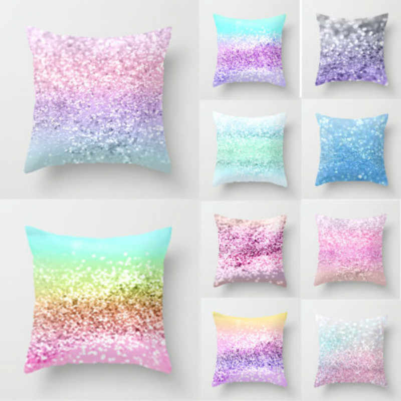 Multi-Color Home Throw PILLOW CASE Furniture Chair Couch Bed