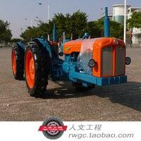 Fortson Fordson трактор сплава Стад фермы модель автомобиля коллекция подарок UH Франция дешевые