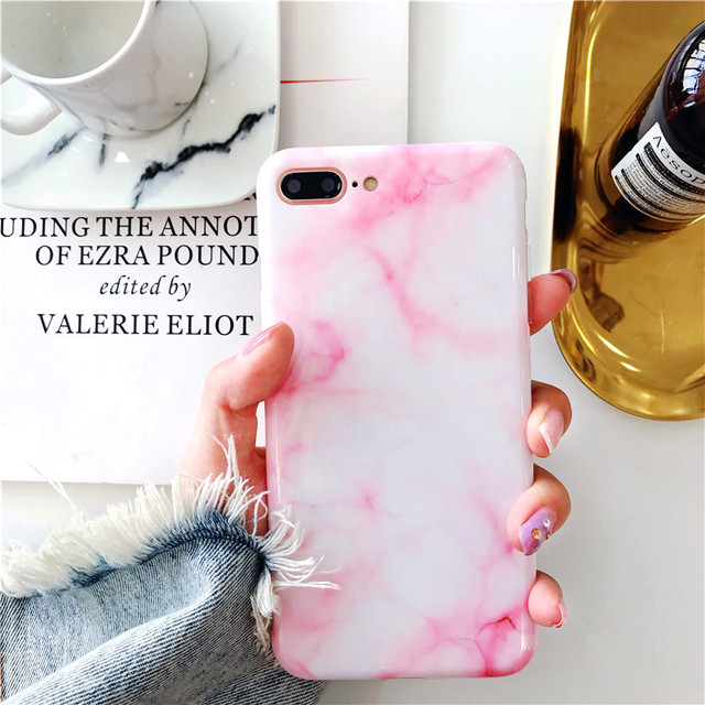 Luxury Marble Phone Case For iPhone