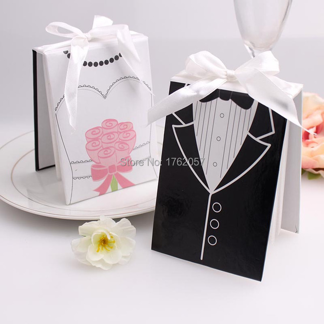 Photo Frame Wedding Favor Bride And Groom Al Souvenirs Lottery Gifts 100pcs Lot