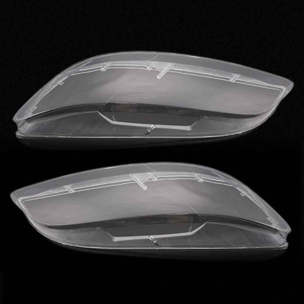 Mazda Customer Service >> 2 pcs Headlight Lens Car Headlamp Lense For Mazda 6 2003 2008 Lampcover Clear Cover Lampshade ...