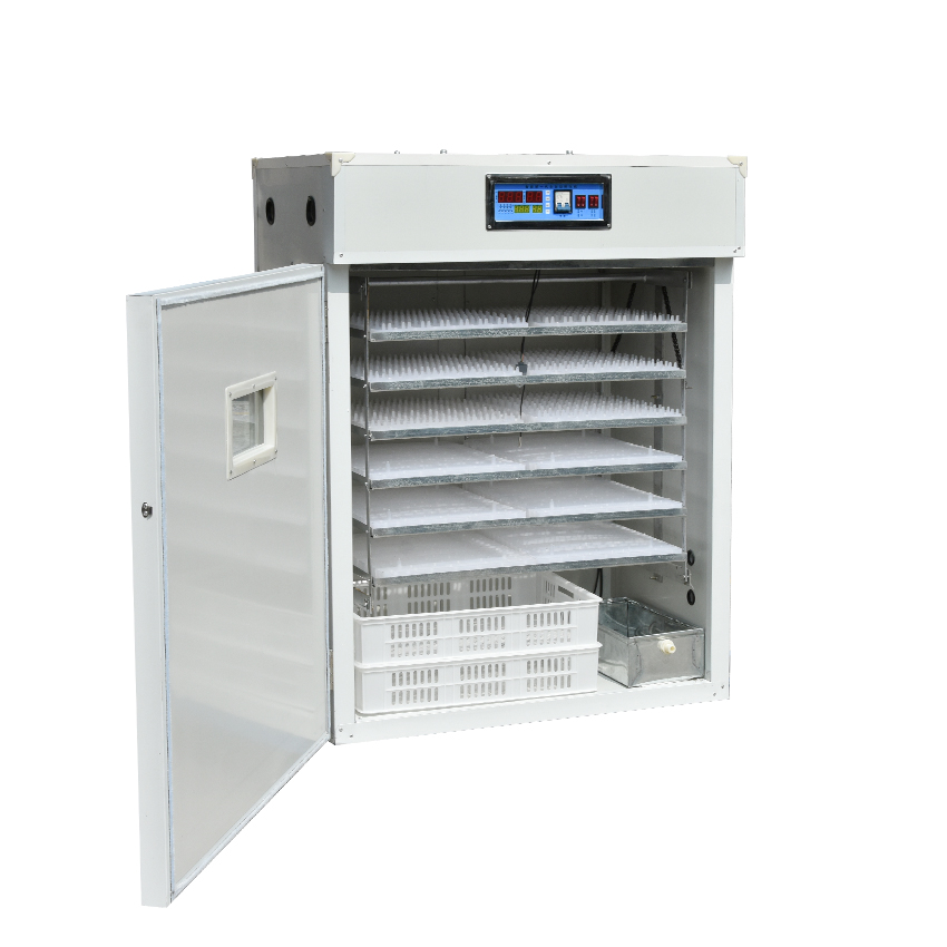 1056 Eggs Automatic Egg Incubator Hatching Poultry Chicken Eggs Digital Intelligent Thermostat Hatchery Microcomputer Hatcher
