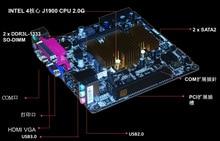 BIOSTAR font b motherboard b font J1900