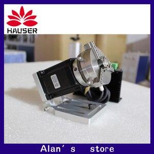 Image 1 - Máquina de grabado láser de fibra, máquina rotativa de marcado láser, eje rotativo, accesorios para máquina de grabado
