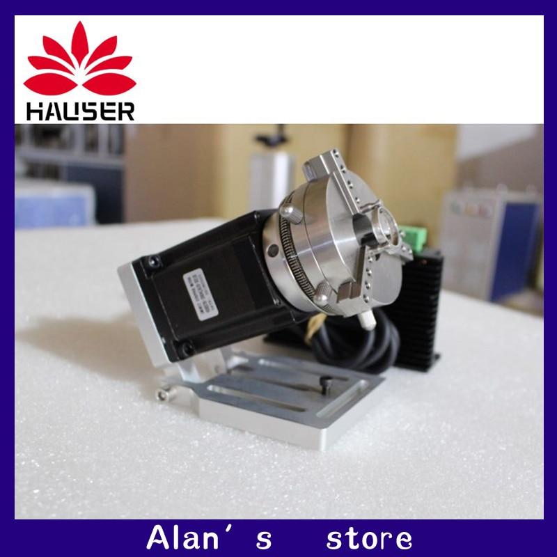 Macchina per incisione laser a fibra macchina per marcatura laser macchina per incisione rotante asse rotante macchina per incidere accessori