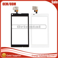 Cheapest Price For Sony Xperia L S36H Touch Screen Digitizer Free Shipping