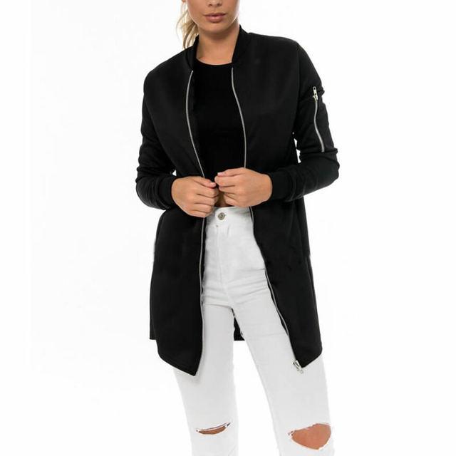 2017 moda mulheres Ucrânia Suprem nova Algodão trench coat faculdade streerwear escritório fêmea gótico do punk outwear casaco corta-vento