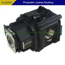 ELPLP63 V13H010L63 Brand NewProjector BareLamp with housing For EB-G5750WU,EB-G5800,EB-G5900,EB-G5950 цена и фото