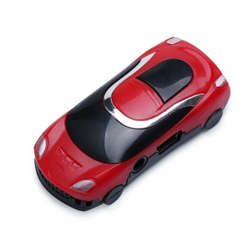 5 Colors Mini Car Style MP3 Music Player with TF Card Slot Good Gift for Children Portable MP3 Player image