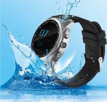 บลูทูธk8สมาร์ทนาฬิกาA8 PK A9 kw88สมาร์ทนาฬิการอบหน้าจออุปกรณ์สวมใส่สร้อยข้อมือบลูทูธสำหรับiPhone a ndroid r elojes