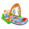 Baby Girls Activity playpen Mat Multifunction Piano Fitness Rack Kids Educational Toys With Music Rattle Child Music player