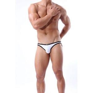 85517777a7dac Mens Swimming Trunks Swimwear black white man gay 2018 Swim Sexy Briefs