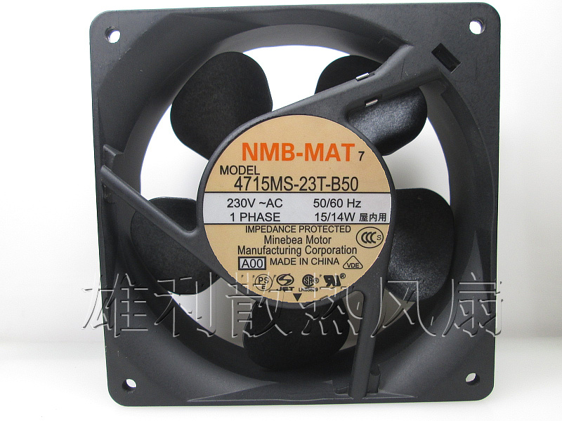 купить Free Delivery. Genuine original inverter fan 4715MS-23T-B50 cabinet fan 230V UPS power supply fan недорого