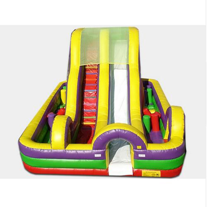 Outdoor Inflatable Playground Amazing Inflatable Bounce Outdoor Inflatable Obstacle Course for KidsOutdoor Inflatable Playground Amazing Inflatable Bounce Outdoor Inflatable Obstacle Course for Kids