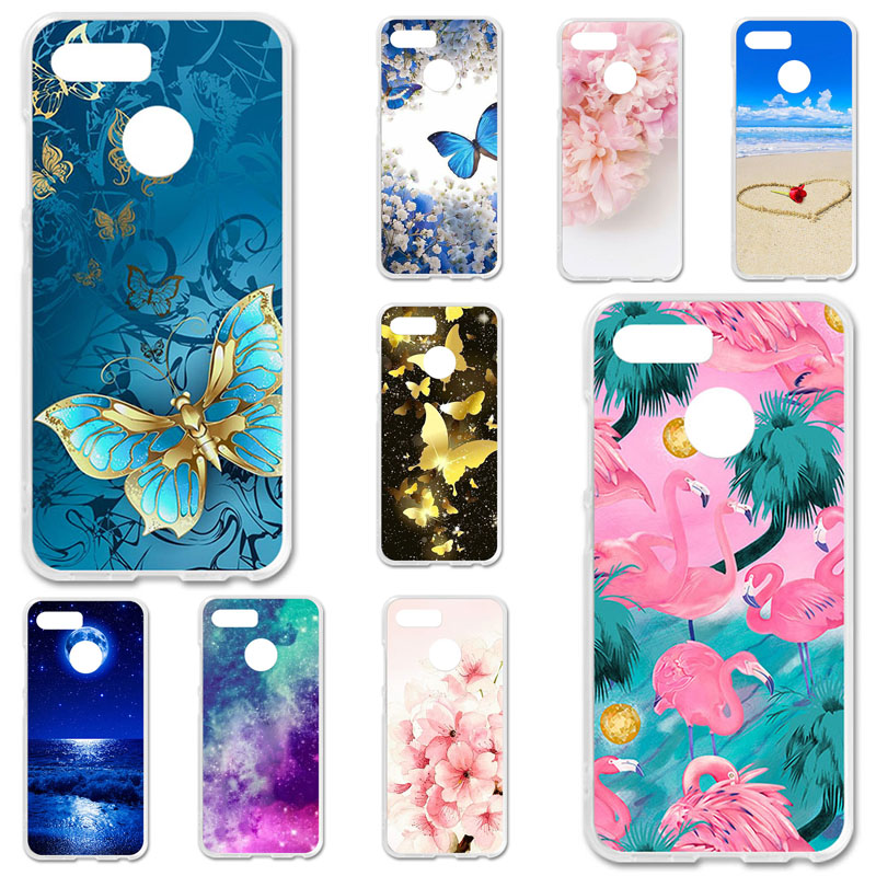 TPU Cases For <font><b>Lenovo</b></font> K5 play <font><b>L38011</b></font> Case Silicone Floral Painted Bumper For <font><b>Lenovo</b></font> K5 play <font><b>L38011</b></font> 5.7 inch Phone Cover Fundas image