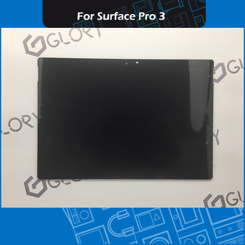 TOM12H20 V1.1 LTL120QL01 003 New LCD Completely For Microsoft Surface Pro 3 (1631) Display Touch Screen Digitizer Panel Glass