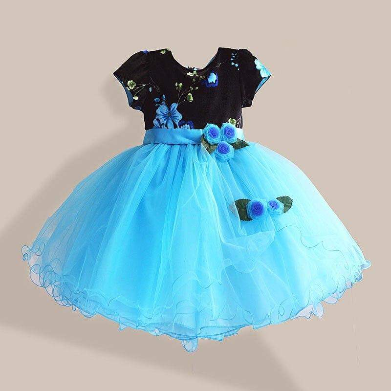 Aliexpress.com : Buy Kids party wear for Baby Girls Children&-39-s ...