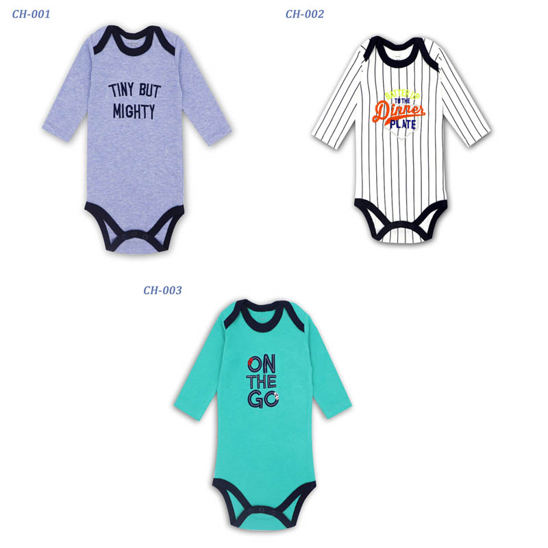 3PCS tender Babies Brand Baby Romper Pants Long Sleeves Cotton Newborn Baby Girl Boy Clothes Cartoon Printed Baby Clothing Set in Clothing Sets from Mother Kids