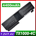 4400mah laptop battery for HP  431132-002 431325-321 432663-361 432663-541 437403-321 437403-361 437403-362 437403-541