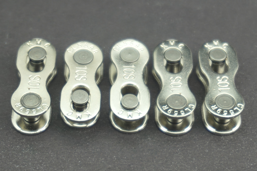 5 Teile/los Metall Kette Master Link Anschlüsse Reparatur Teile 1/2*1/8 Mountain Road Bike Fahrrad Kette Stecker Fahrrad Bike SorgfäLtig AusgewäHlte Materialien Heimwerker