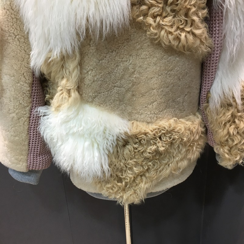 natural sheep fur coat real lamb fur (16)