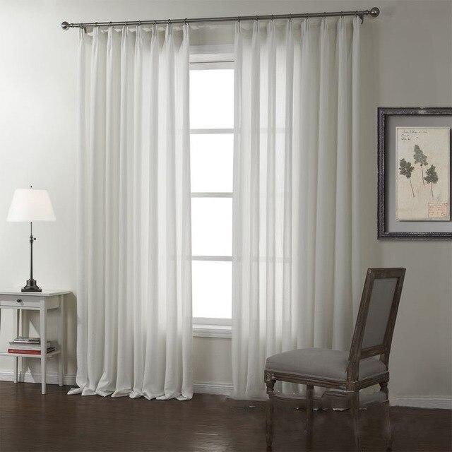 tienda online blanco traslcido lino persianas romanas cortinas del saln oficina cortinas buena hotel cafe cortinas cortina de ventana aliexpress mvil