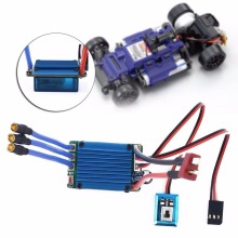 New Racing 25A ESC Brushless Electric Speed Controller For RC Car Truck Model