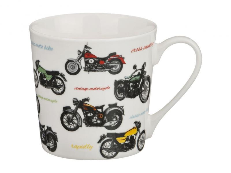 Mug Lefard, Motorcycle, 350 ml mug lefard 340 ml white