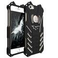 Металлической Крышкой Алюминий для IPhone 6 S 6 Batman Case Противоударный Пыль Крышки Корпуса Алюминиевая Рама Чехол Для Iphone 6 S плюс