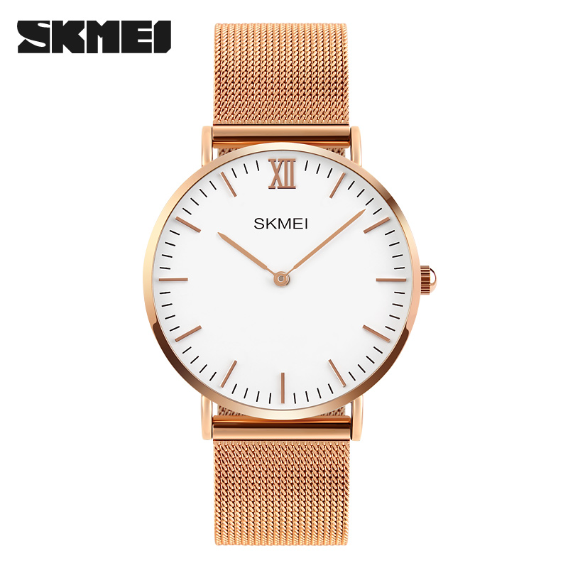 Men s Watches font b SKMEI b font Top Brand Luxury 30M Waterproof Ultra Thin Clock
