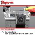 Для Mercedes Benz CLS Class W219 C219 MB 2004 ~ 2011 Камера Заднего Вида Автомобиля Парковочная Камера Камера Заднего вида CCD HD Ночного Видения