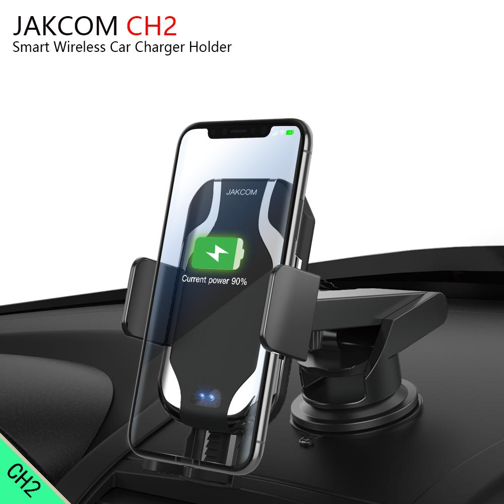 JAKCOM CH2 Smart Wireless Car Charger Holder Hot sale in Chargers as data show miboxer c4 mini