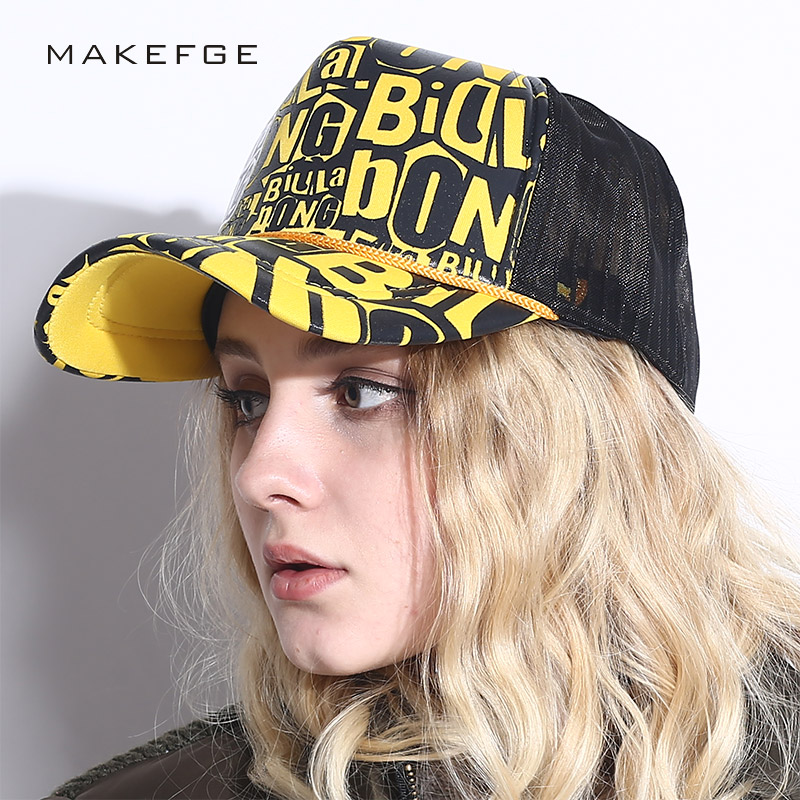 Snapback Women Baseball Cap Casquette Cartoon Hat For Men Bone Sunscreen Fashion Gorras Casual Hip-Hop 5 Panel Sun Hat fashion solid color baseball cap for men and women