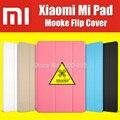 Mooke couro fosco original para xiaomi mipad tampa do caso da aleta para xiaomi mi pad tablet pc auto sono